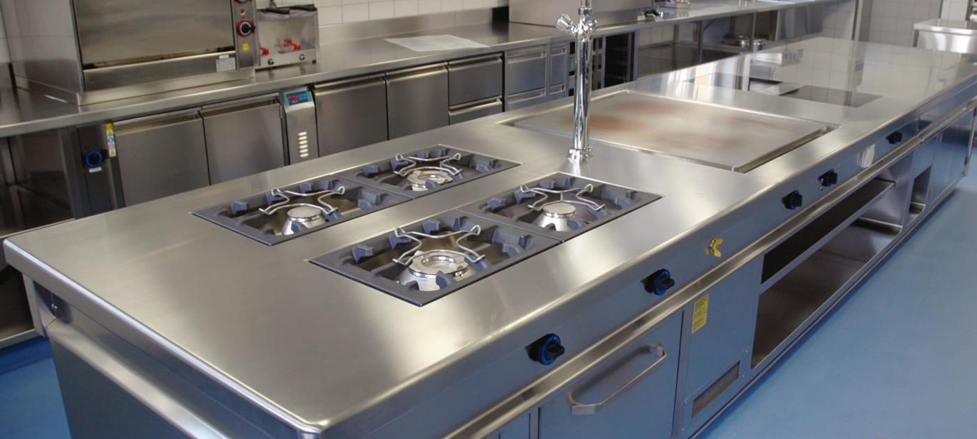 Home restorex cuisines professionnelles sa - Amenagement cuisine professionnelle ...