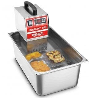 Thermoplongeur Idrochef , cuisson sous-vide