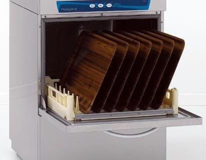 Lave-Vaisselle avec panier lave plateaux
