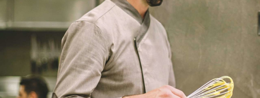 Veste Chef pâtissier